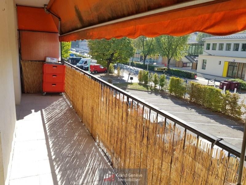 T3 traversant avec balcon, parking privé et garage