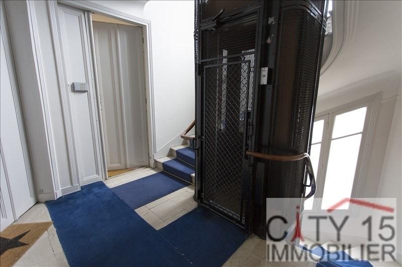 Revenda apartamento Paris 15ème 785000€ - Fotografia 3