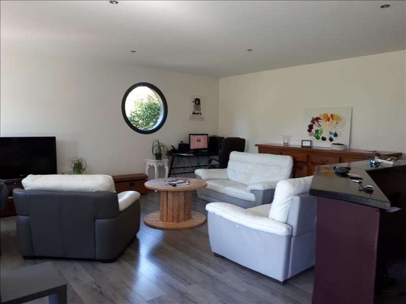 Sale house / villa La villeneuve-au-chene 215000€ - Picture 6
