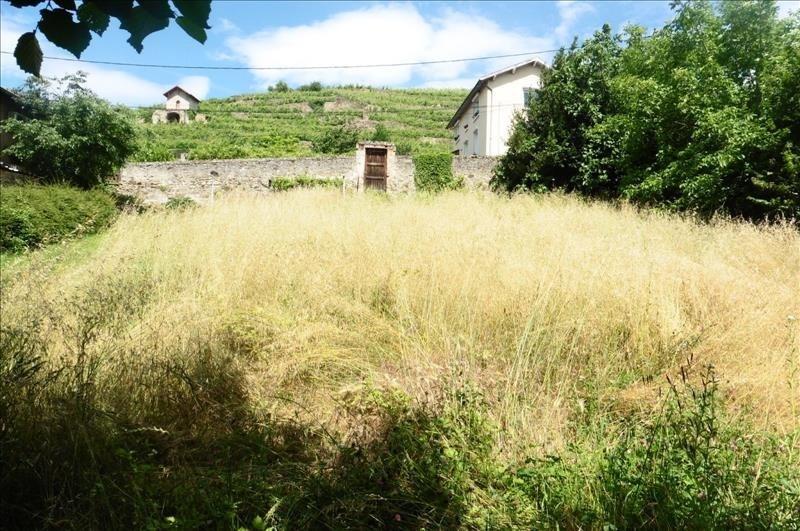 Verkauf grundstück Condrieu 115000€ - Fotografie 1