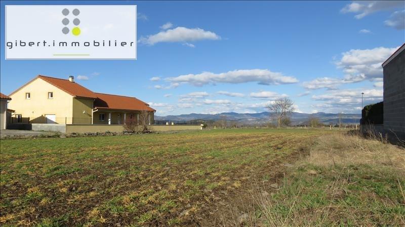 Vente terrain Cussac sur loire 58300€ - Photo 1