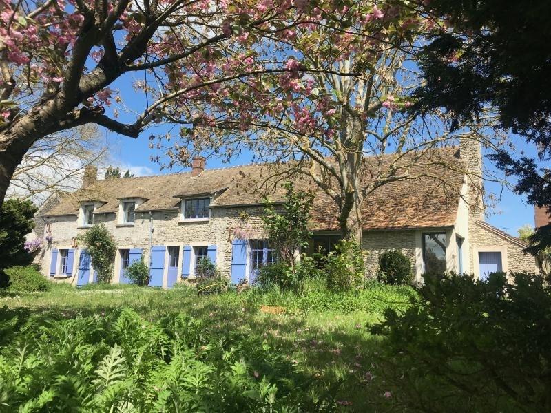 Sale house / villa Gressey 640000€ - Picture 1