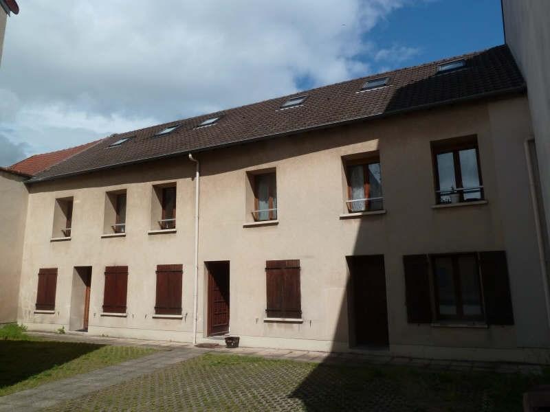 Rental apartment Conflans ste honorine 556€ CC - Picture 1