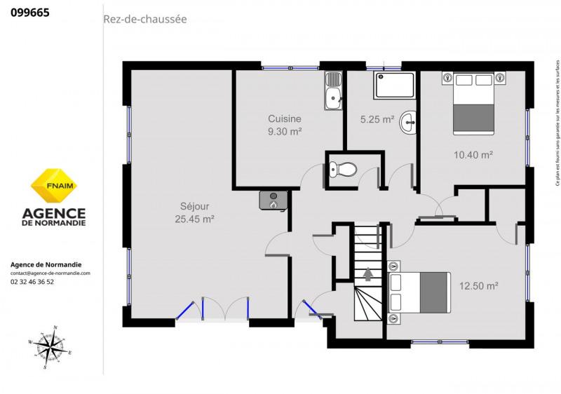 Sale house / villa Montreuil-l'argillé 99000€ - Picture 8