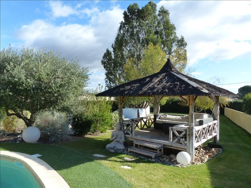 Sale house / villa Maraussan 549 000€ - Picture 3