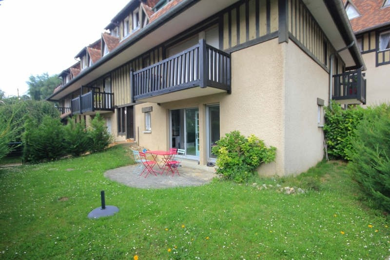 Vente appartement Villers sur mer 124000€ - Photo 1
