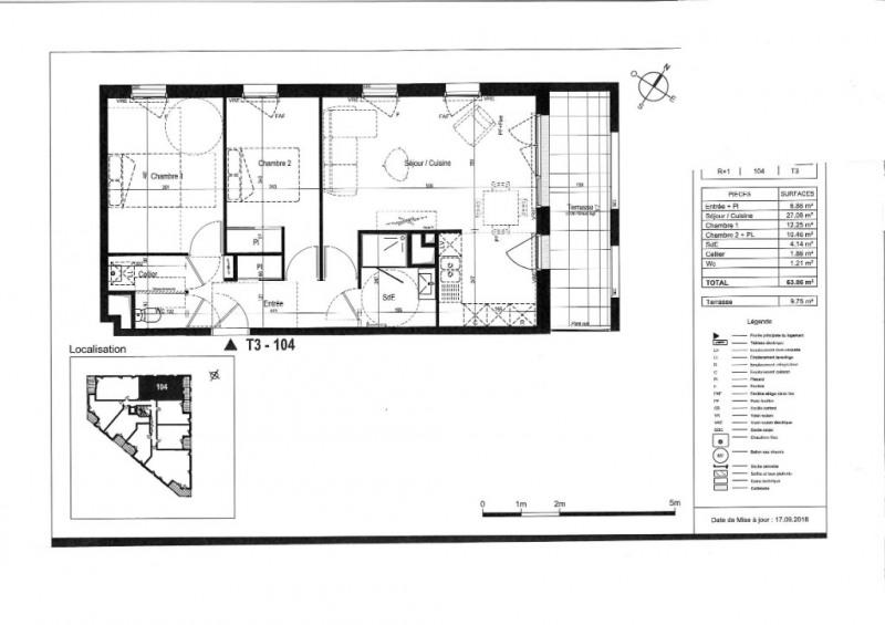 Vente appartement Saint nazaire 216000€ - Photo 3