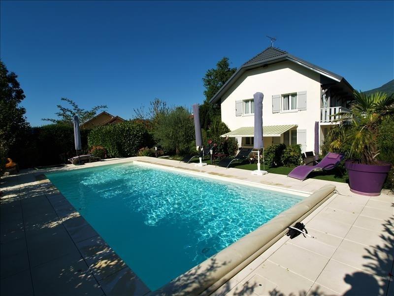 Deluxe sale house / villa Drumettaz clarafond 695000€ - Picture 1