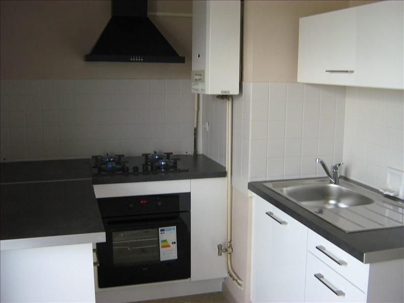Location appartement Nevers 440€ CC - Photo 1