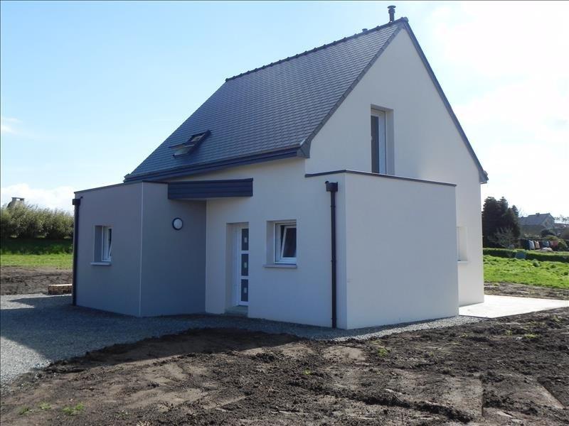 Vente maison / villa Tregastel 214225€ - Photo 1
