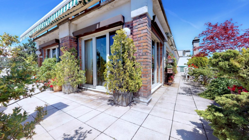 Vente appartement Fontenay aux roses 550000€ - Photo 1