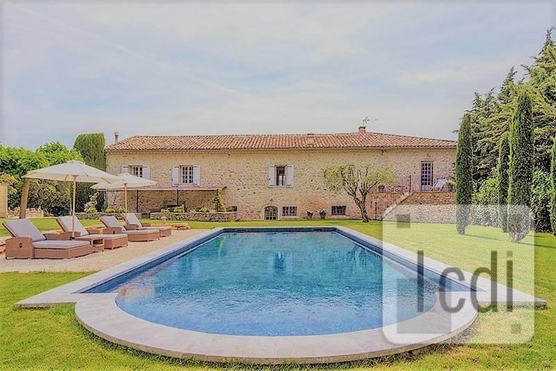 Vente de prestige maison / villa Malataverne 988000€ - Photo 1