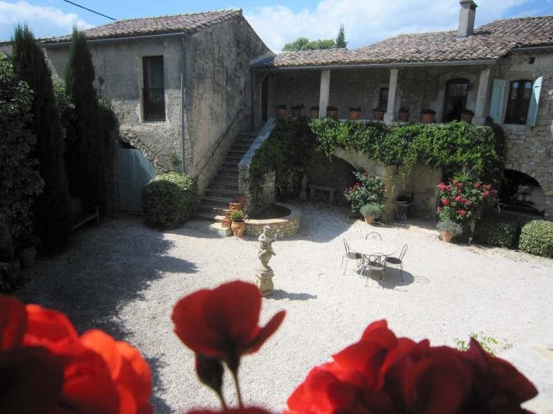 Immobile residenziali di prestigio casa Uzes 897750€ - Fotografia 11