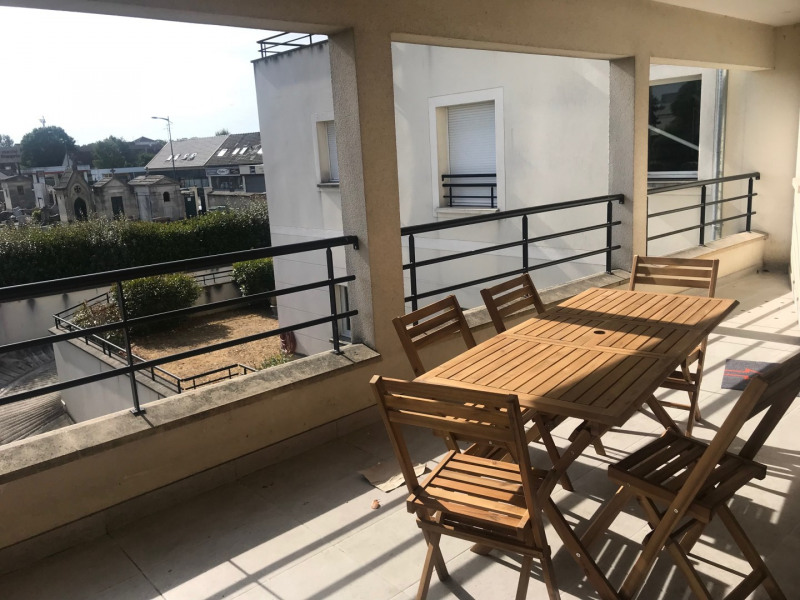 Rental apartment Ozoir-la-ferrière 830€ CC - Picture 1