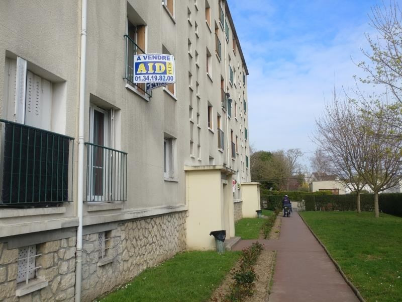 Vente appartement Sarcelles 120 000€ - Photo 1