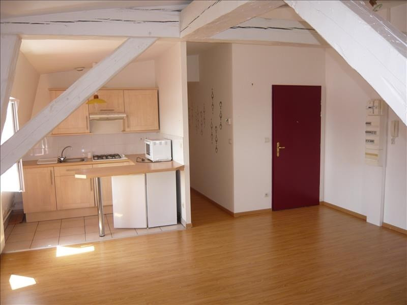 Sale apartment Fauville en caux 50 000€ - Picture 1
