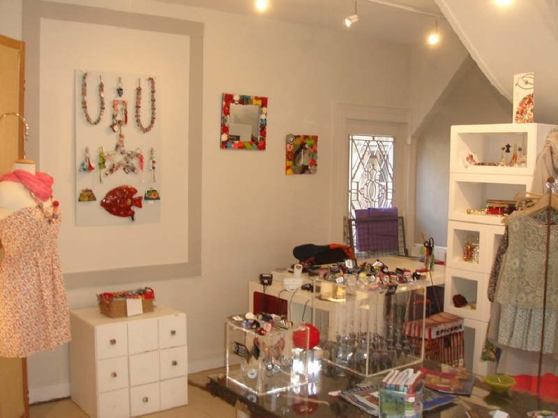 Cession de bail boutique Honfleur 60 500€ - Photo 1