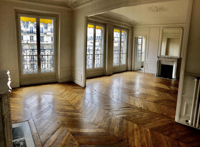 Rental apartment Paris 17ème 3750€ CC - Picture 1