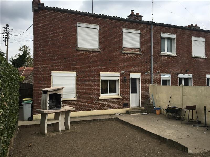 Sale house / villa Neuville saint remy 97000€ - Picture 6