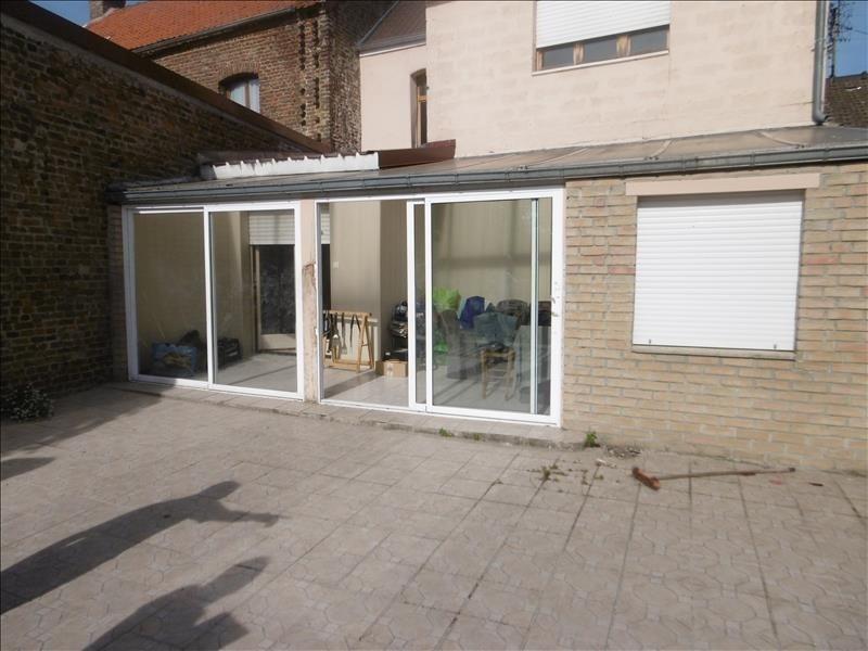 Sale house / villa Aubigny au bac 152000€ - Picture 2
