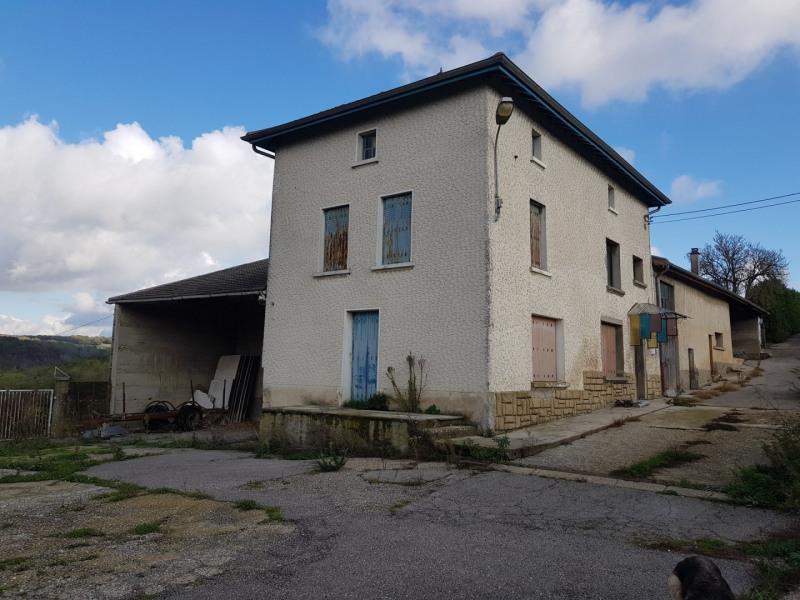 Sale house / villa Les côtes-d'arey 275000€ - Picture 2