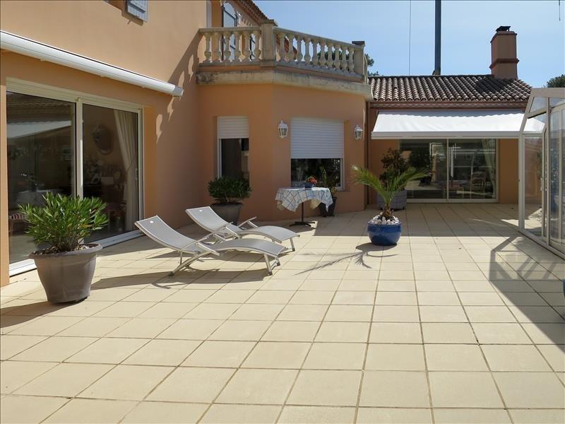 Revenda residencial de prestígio casa Talmont st hilaire 852800€ - Fotografia 2