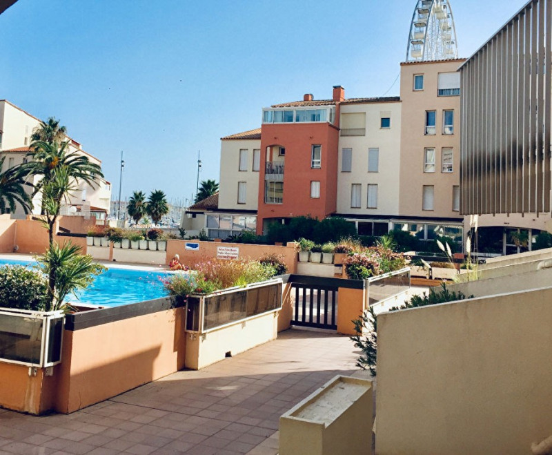 Produit d'investissement appartement Le cap d'agde 69 000€ - Photo 1