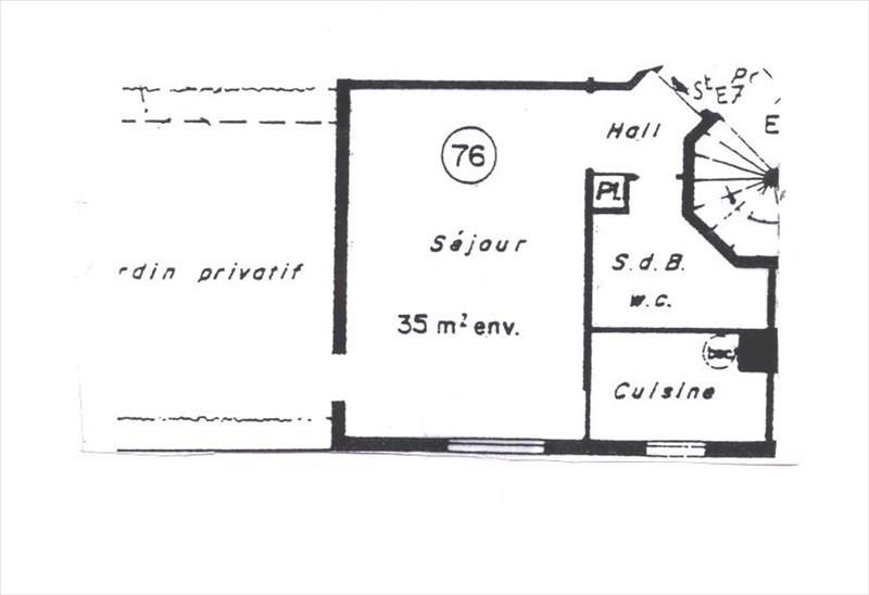 Location appartement Bures sur yvette 752€ CC - Photo 10