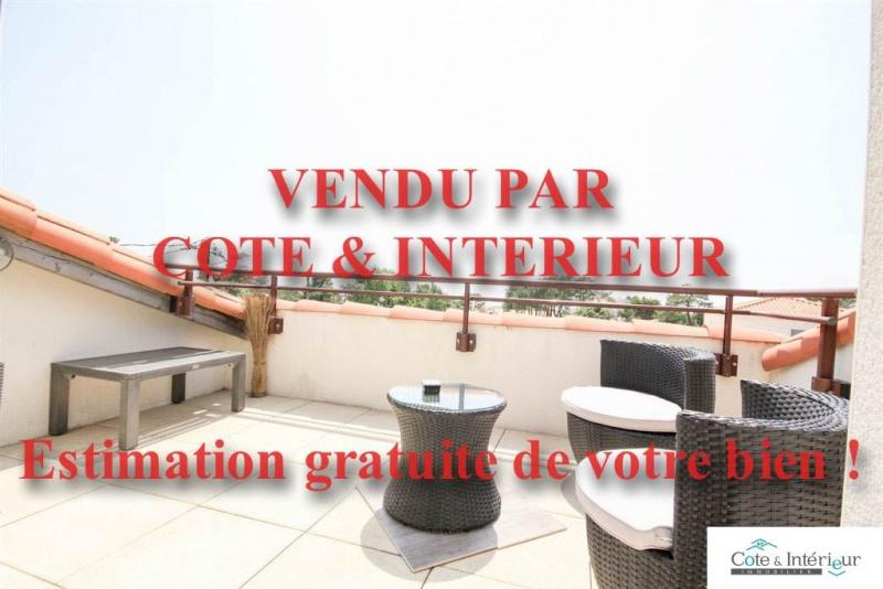 Vente appartement Chateau d'olonne 249000€ - Photo 1