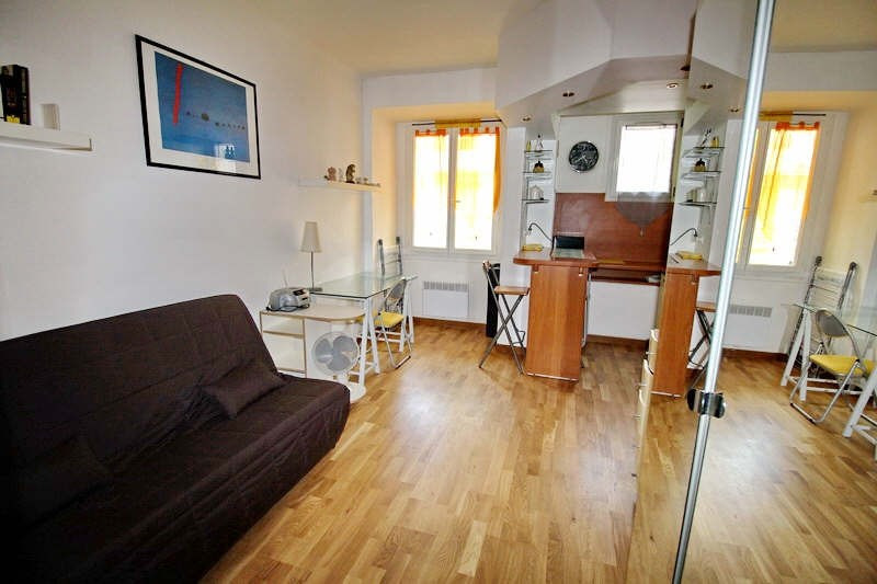Rental apartment Nice 556€ CC - Picture 1