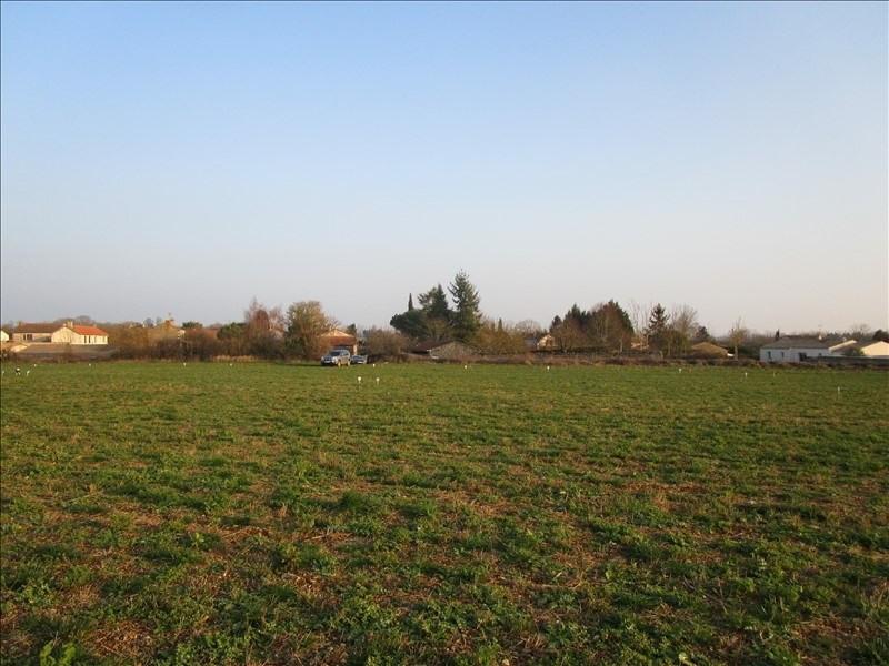 Vente terrain Cherveux 40350€ - Photo 3
