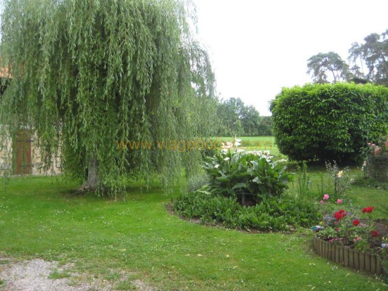 Vitalicio  casa La chapelle-grésignac 122300€ - Fotografía 9