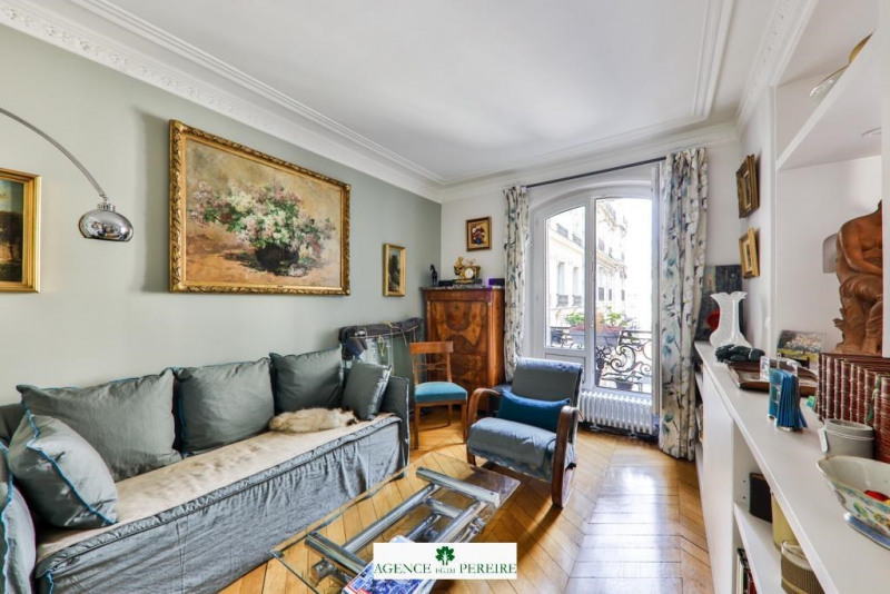 Vente de prestige appartement Paris 17ème 1 090 000€ - Photo 4