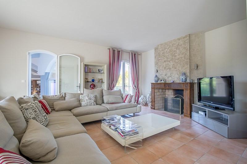 Vente de prestige maison / villa Rognes 1090000€ - Photo 1