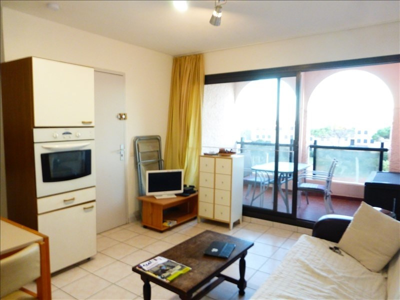 Vente appartement Le barcares 86 000€ - Photo 3