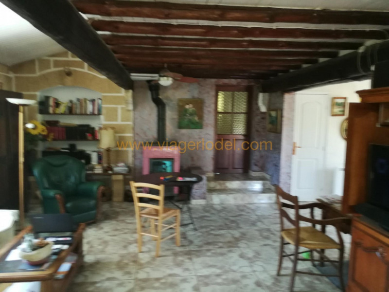 Life annuity house / villa Caveirac 55 000€ - Picture 6