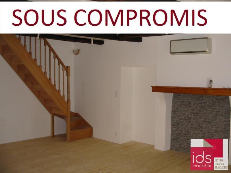 Venta  apartamento La rochette 79000€ - Fotografía 1