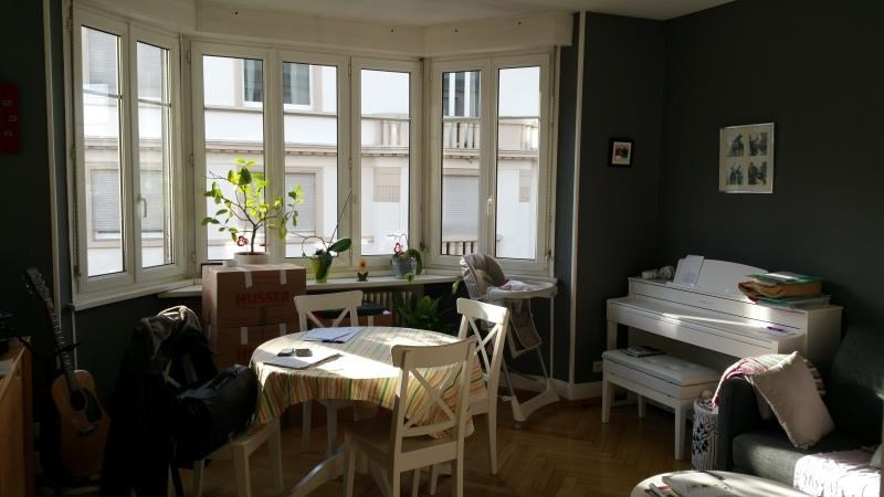 Rental apartment Strasbourg 1 065€ CC - Picture 1