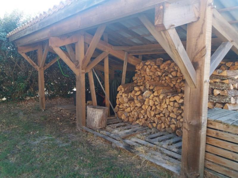 Sale house / villa Pontenx les forges 304500€ - Picture 9