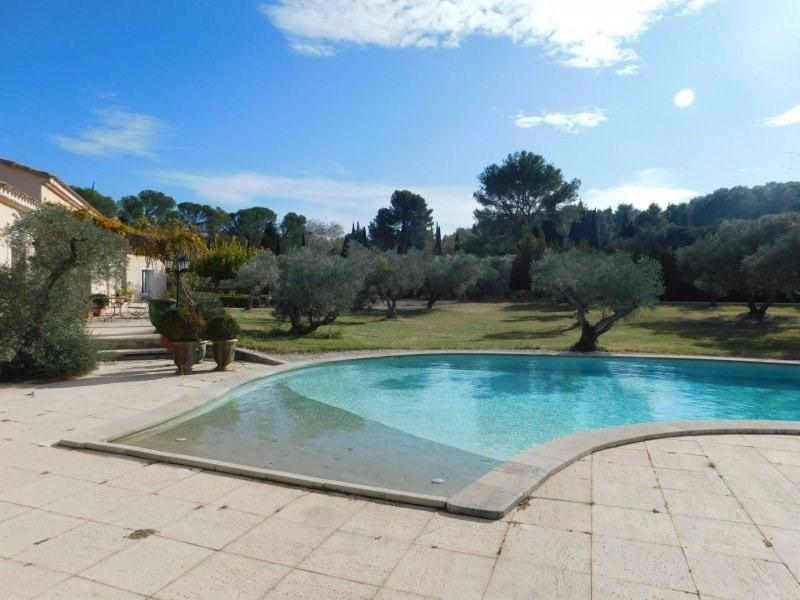 Deluxe sale house / villa Boulbon 850000€ - Picture 1