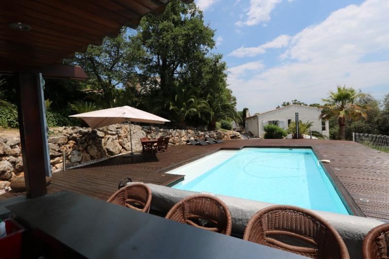 Revenda residencial de prestígio casa Gattieres 830000€ - Fotografia 4