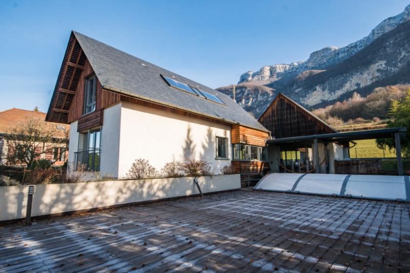 Vente de prestige maison / villa Drumettaz clarafond 1050000€ - Photo 9