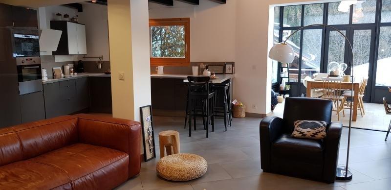 Sale house / villa Peisey nancroix 529000€ - Picture 5