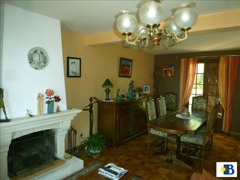 Vente maison / villa Oyre 163240€ - Photo 2
