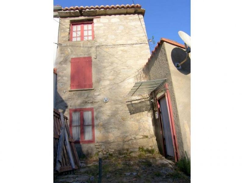 Vente maison / villa Prats de mollo la preste 37000€ - Photo 1
