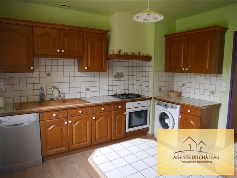 Revenda casa Auffreville brasseuil 270000€ - Fotografia 4