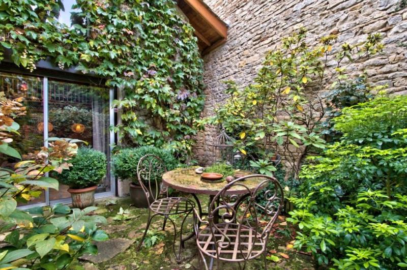 Vente maison / villa Morancé 480000€ - Photo 1