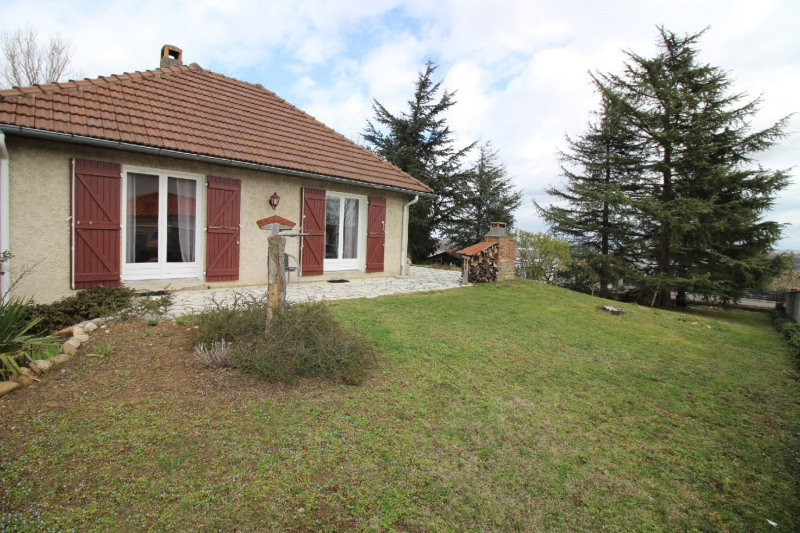 Sale house / villa Vernaison 472 000€ - Picture 1