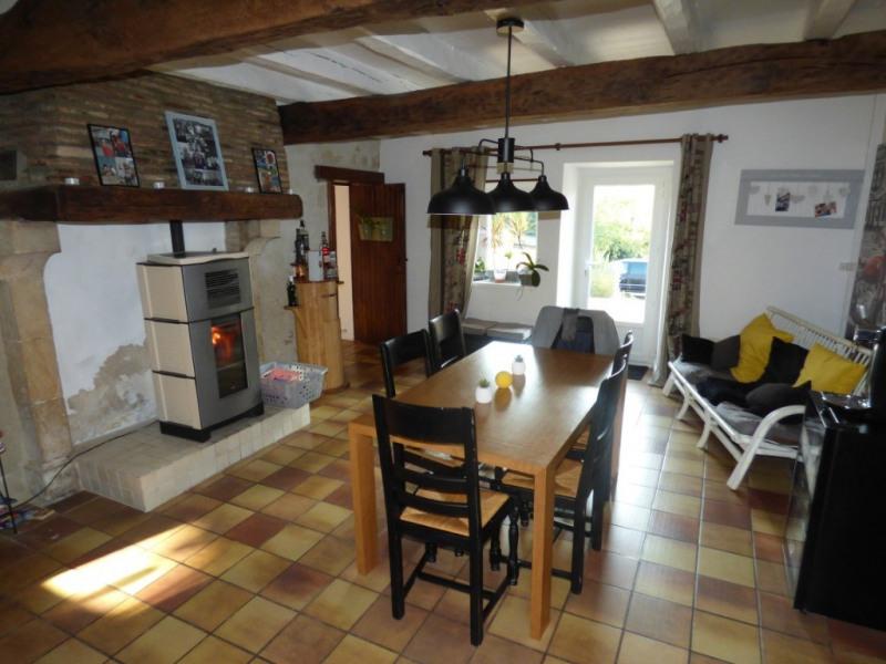 Vente maison / villa Mervent 153700€ - Photo 2