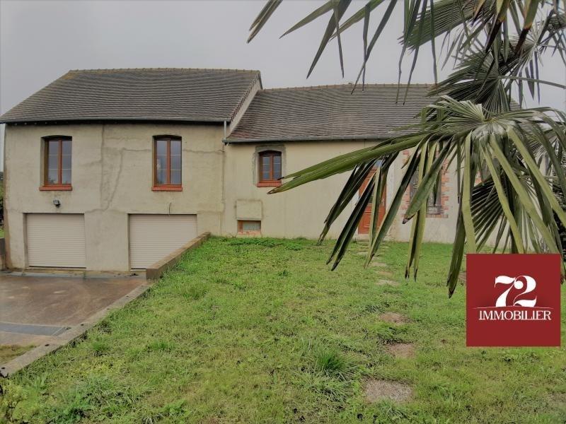 Venta  casa La suze sur sarthe 148400€ - Fotografía 1